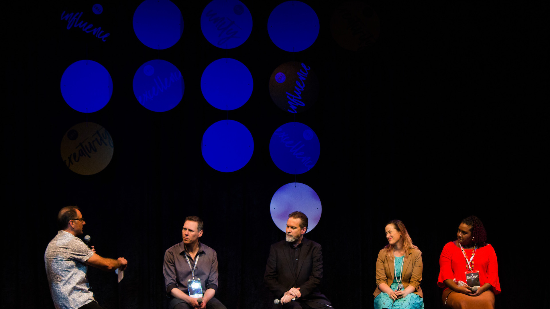 CONNECT Media Conference Panel: Listening to the soul of our culture [ video ]
