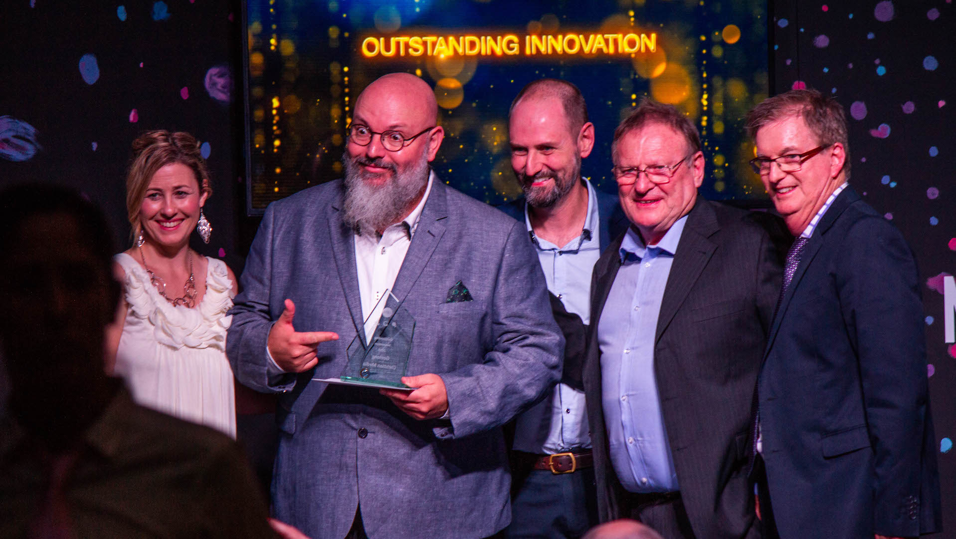 Winners Announced at CONNECT18 Gala Dinner