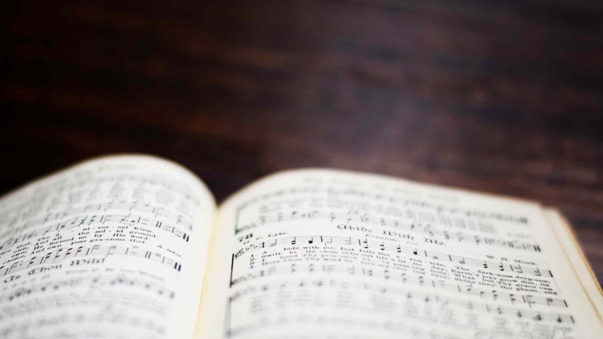 Modern Hymn Ranked Highly Amongst Favourites