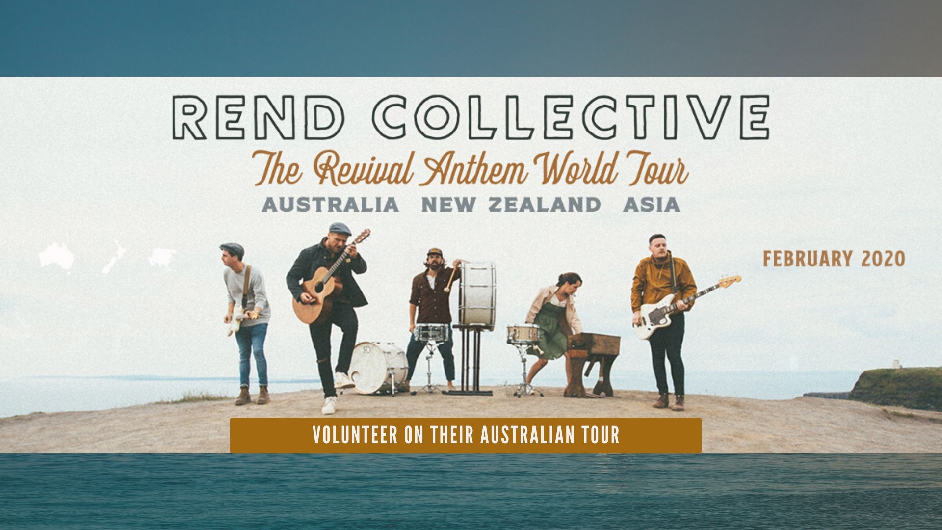 Are You Able to Join the Rend Collective?