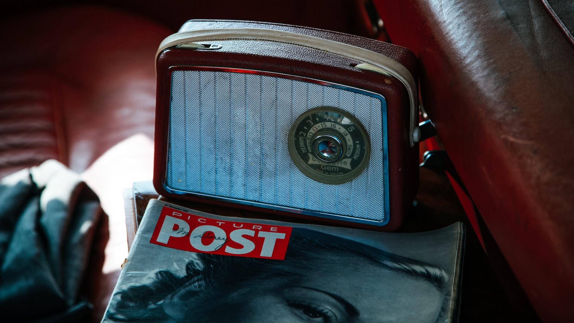 Online Radio Training at Media101.com